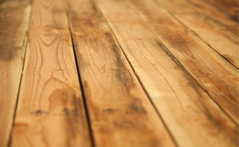 Fixing Scratches in Hardwood Floors